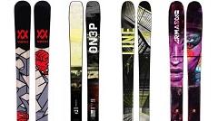 ako vybrať lyže z druhej ruky