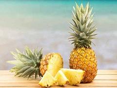 ako využiť zvyšný ananás