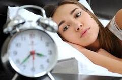 ako zahnať nespavosť