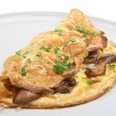 celozrnnu omeletu