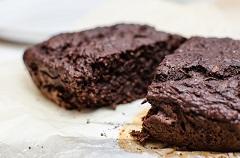 cuketové brownies