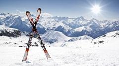 Ako vybrať lyže z druhej ruky?