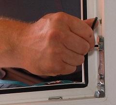 nastavenie plastového okna