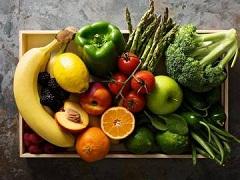 ovocie a zelenina na detoxikačné smoothie