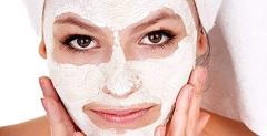 pôsobenie pleťovej masky