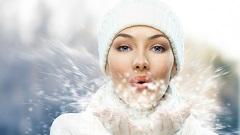 pleť v zime