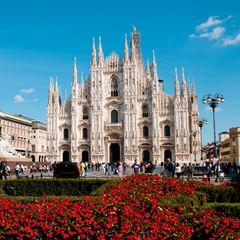 precestovať Miláno