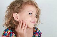 prepichovanie uší