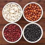 rôzne druhy fazule