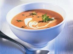 rajčinovú polievku