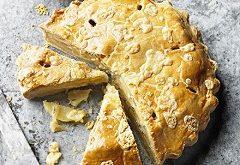 recept na linecký koláč