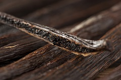 semienka vanilkového struku