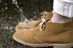 topánky odolné voči vode