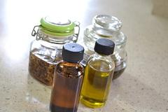 uskladnenie bylinného oleja