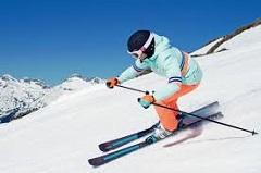 vyber lyží z druhej ruky