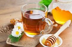 čaj s medom