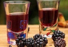 černicový likér