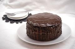 čokoládová torta a jej príprava