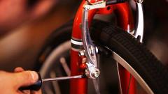 Ako pripraviť bicykel - dotiahnutie bŕzd