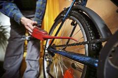 Ako pripraviť bicykel - olejovanie reťaze
