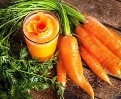 Ako urobiť odvar z mrkvy