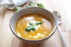ako na batátovú polievku