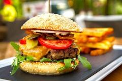 ako na domáci hamburger