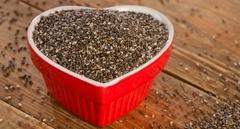 ako používať chia semienka