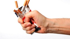 ako prestať fajčiť