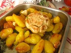 ako pripraviť zapečený zemiakový guláš
