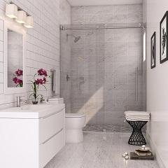 ako si udržať čistú kúpeľňu
