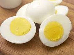 ako uvariť vajcia natvrdo