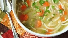 ako zahustiť polievky