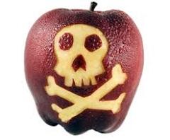 ako zbaviť potraviny pesticídov