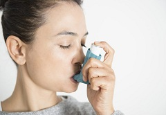 astmatička