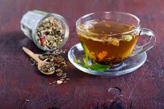 bylinkový čaj