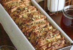 bylinkový trhací chlieb