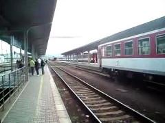 cesta vlakom do maďarských kúpeľov