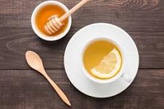 citrón a med na obklady pri chrípke