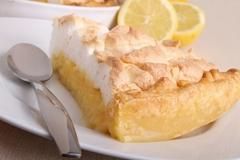 citrónovo-jablkový koláč