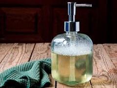 domáce tekuté mydlo