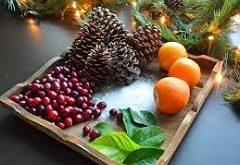 domáce vianočné ozdoby