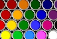 farby v interiéry