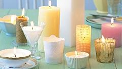 handmade sviečky