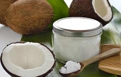 kokosový olej na domáci kondicionér