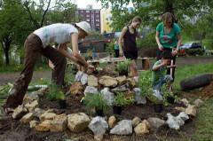 komunitná záhrada pri vašom dome