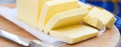 kvalitné maslo