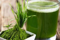 nápoj zo zeleného jačmeňa