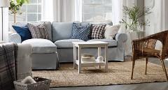 návod ako rozmiestniť nábytok v obývačke