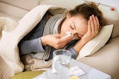 obklady pri chrípke a prechladnutí a liečba
